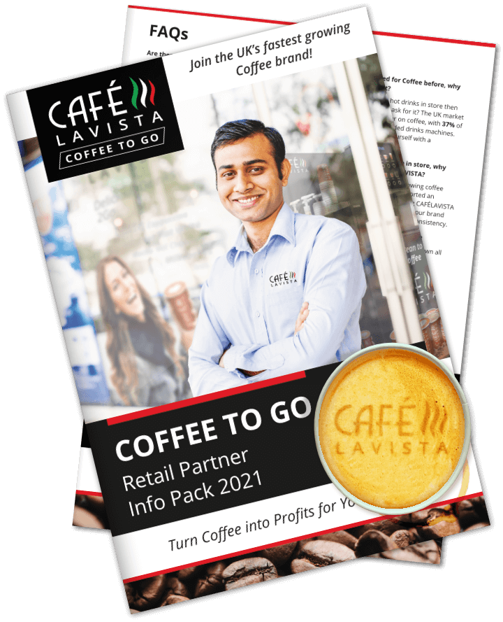 coffee to go info pack